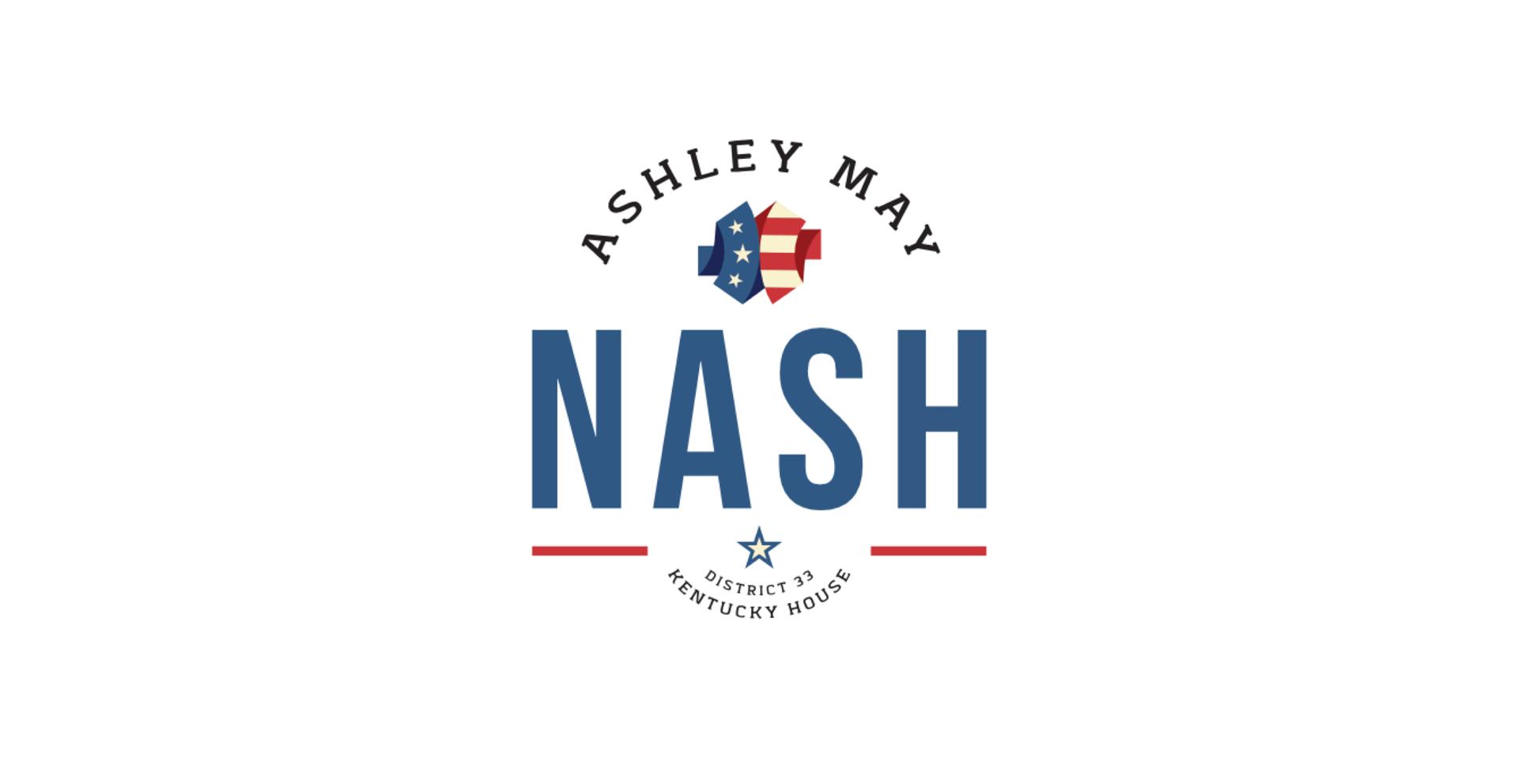 Ashley May Nash Logo