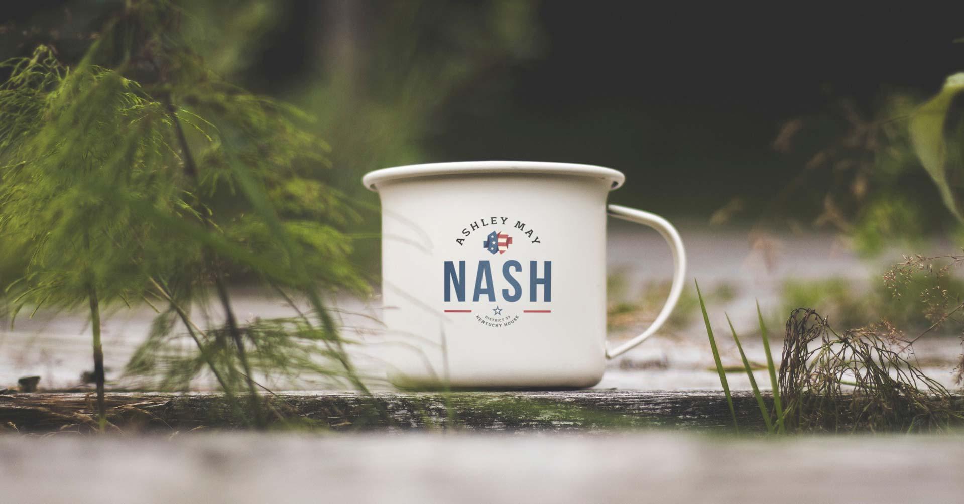 Ashley May Nash Mug Concept