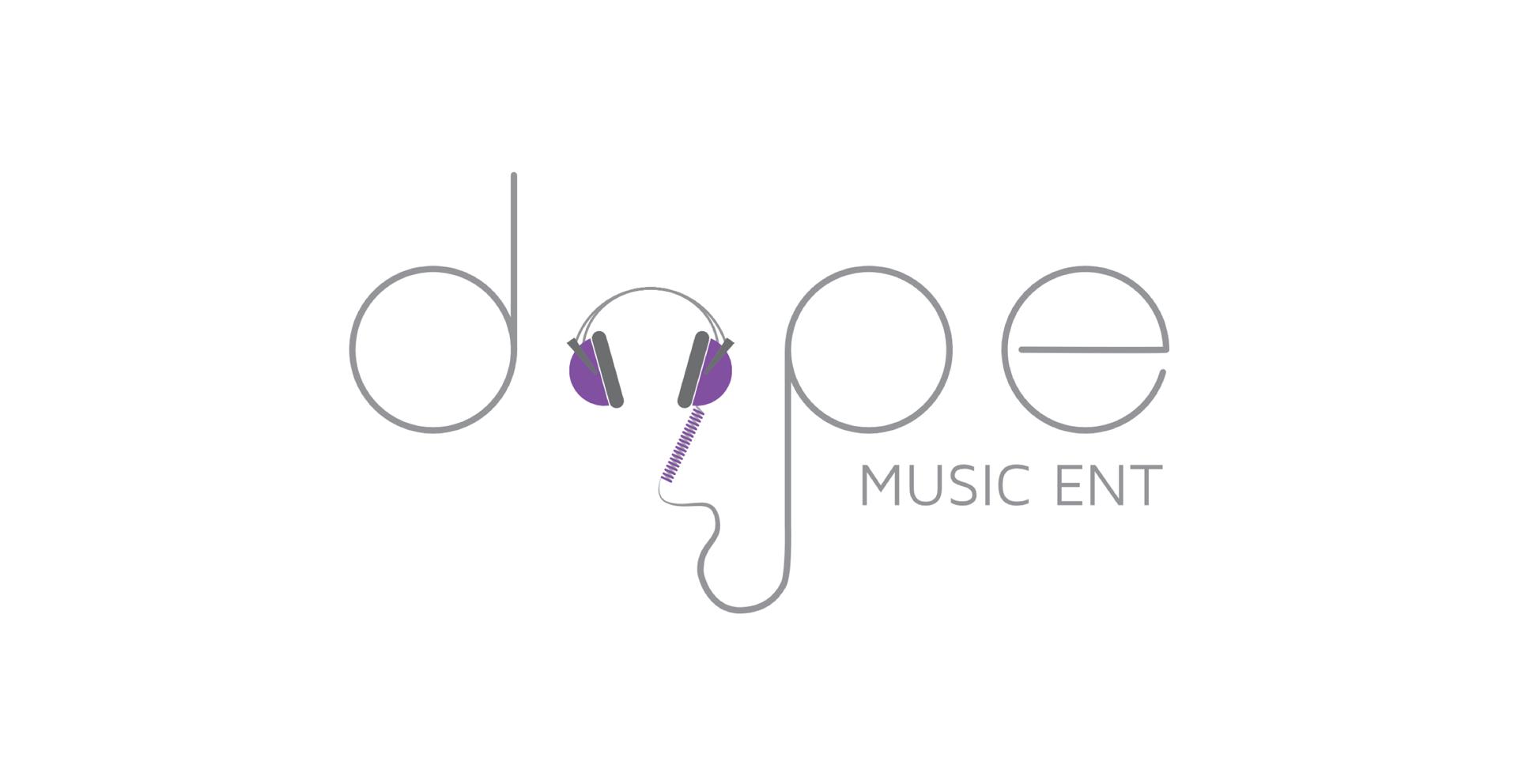 Dope Music Ent Logo