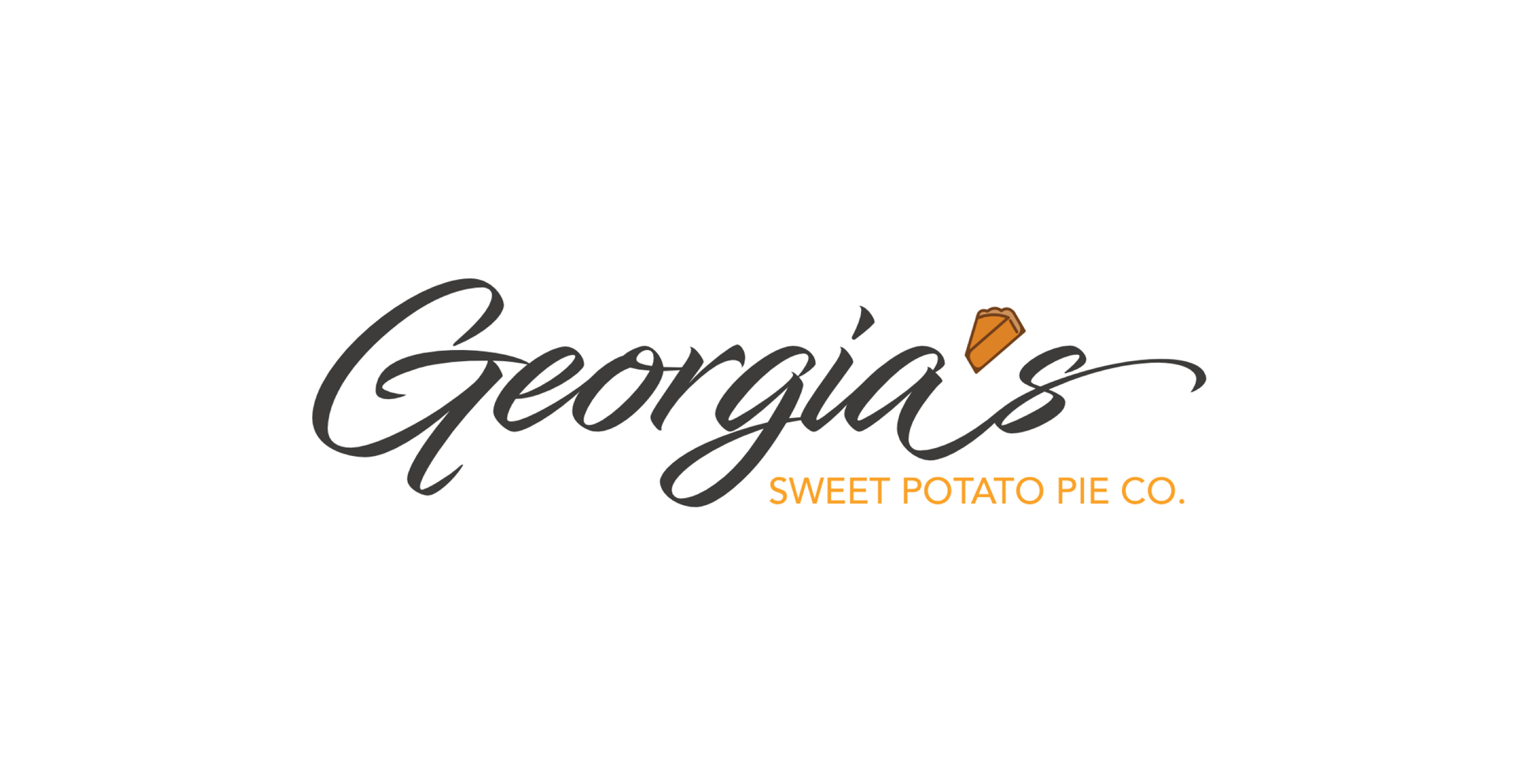 Georgia's Sweet Potato Pie Co. Logo