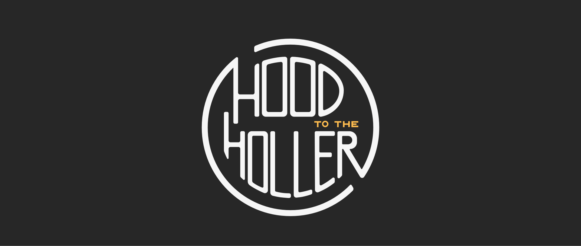 Hood to the Holler Logo